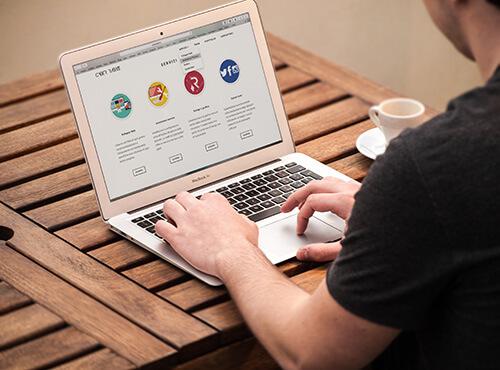 Modernizacja stron www, poprawa widoczności strony, dostosowywanie strony www do standardów, odświeżenie wyglądu strony internetowej