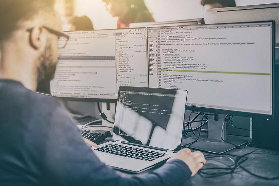 Codefia usługa projektowania portali internetowych