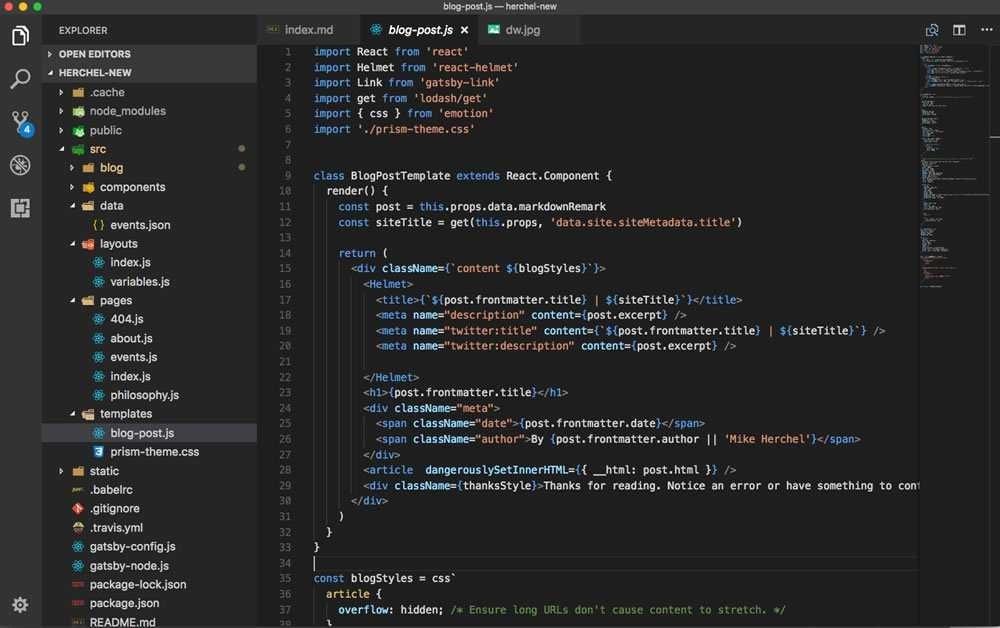 Codefia - 8 niesamowitych narzędzi do projektowania stron internetowych w 2019 r.