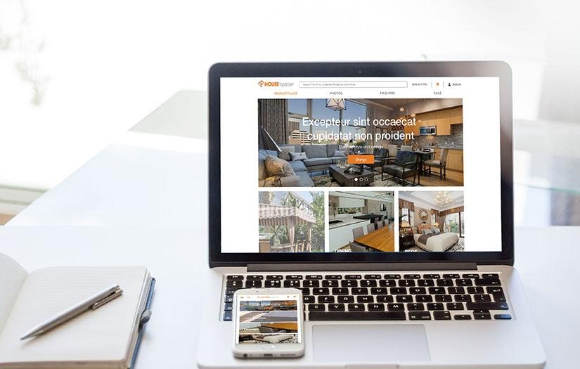 Nowoczesna platforma E-commerce dla producentów i dostawców oferujących produkty wyposażenia wnętrz